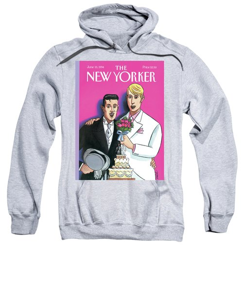 New Yorker June 13th, 1994 Sweatshirt