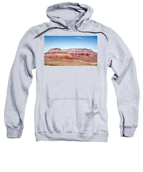 Two Layered Mountains Sweatshirt