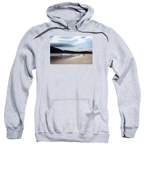 Two On A Beach Sweatshirt