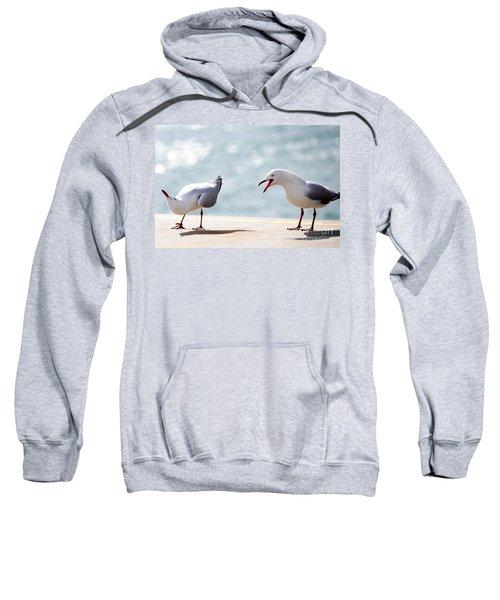 Two Seagulls Sweatshirt