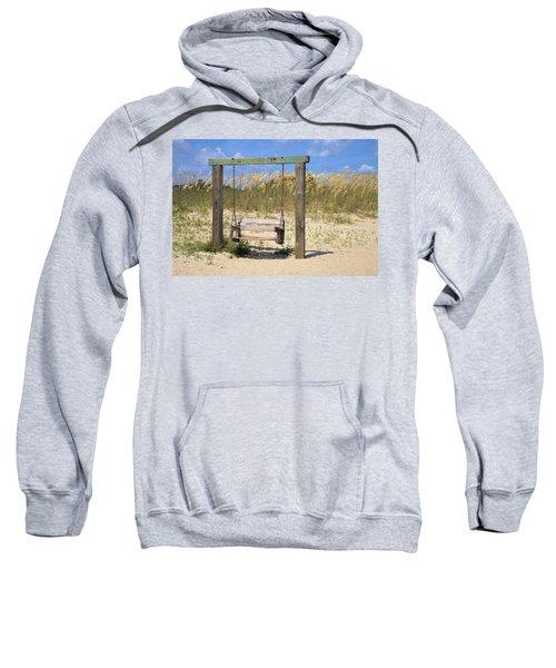 Tybee Island Swing Sweatshirt