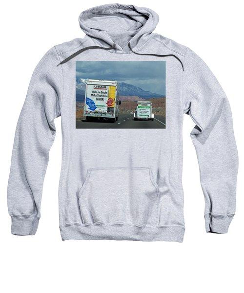 Uhaul On The Move Sweatshirt