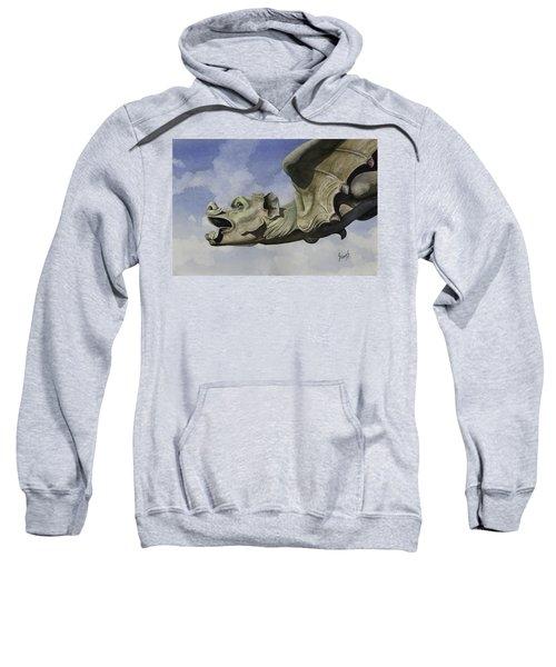 Ulmer Munster Gargoyle Sweatshirt