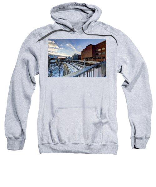 University Of Minnesota Sweatshirt by Amanda Stadther