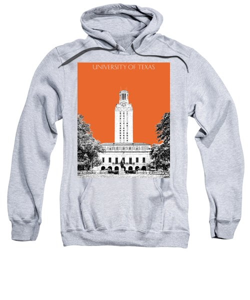University Of Texas - Coral Sweatshirt