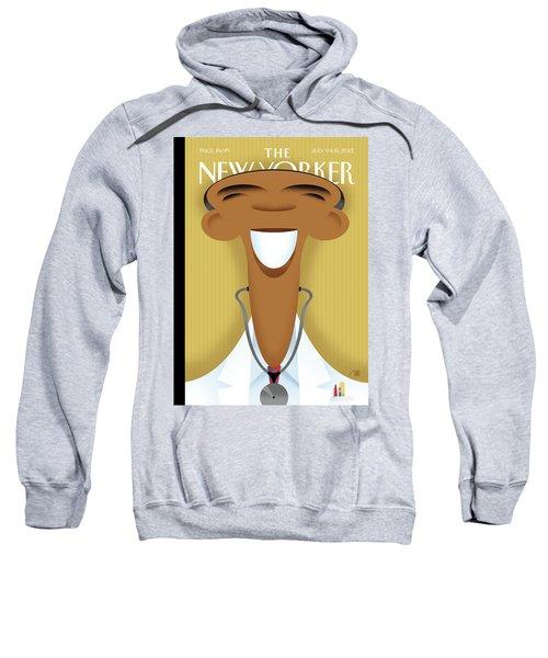 New Yorker July 9th, 2012 Sweatshirt