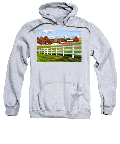 Up In Them There Hills Sweatshirt