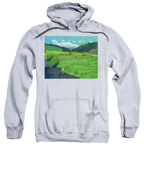 Upper Bear Creek Colorado Sweatshirt