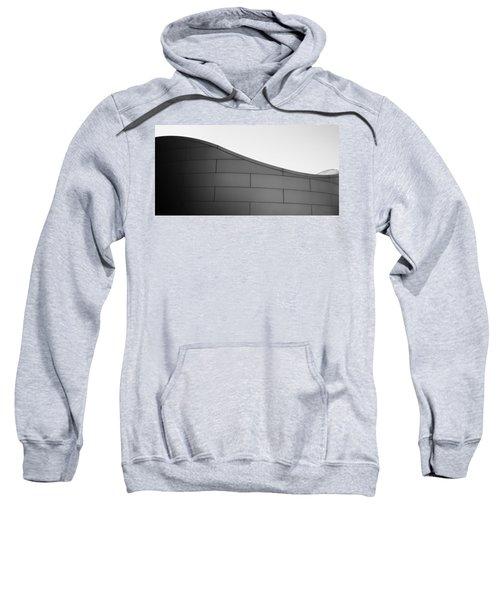 Urban Wave - Abstract Sweatshirt