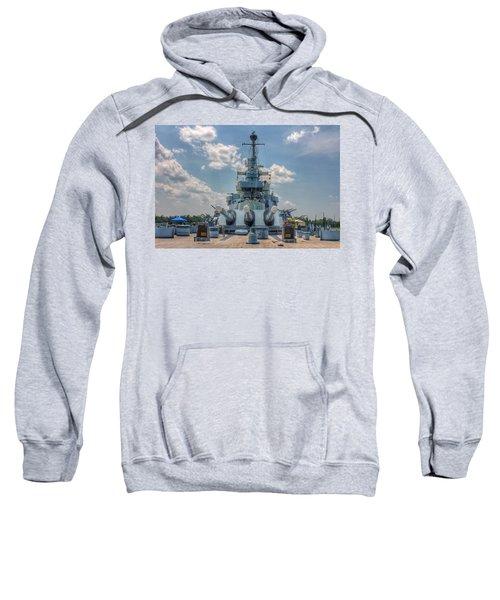 Uss North Carolina Sweatshirt