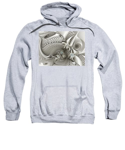 Utopia-fractal Art Sweatshirt