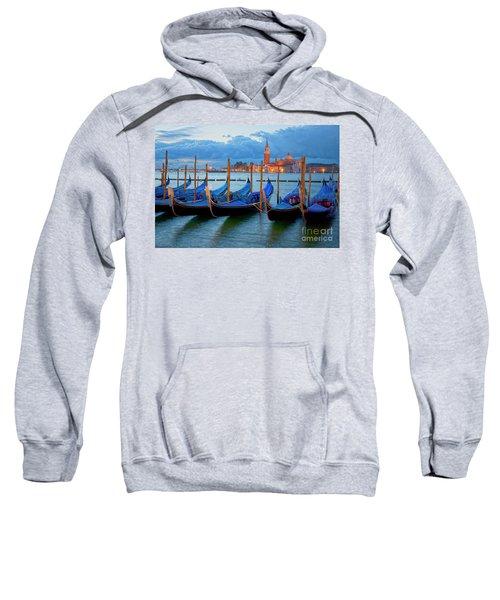 Venice View To San Giorgio Maggiore Sweatshirt