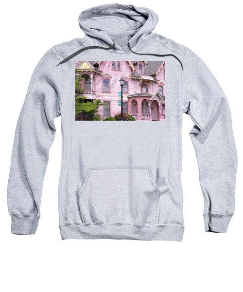 Victorian Pink House - Milford Delaware Sweatshirt