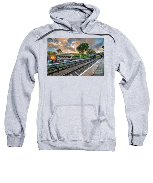 Victorian Station Sweatshirt