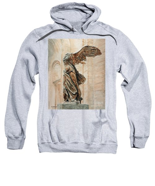 Victory Of Samothrace Sweatshirt