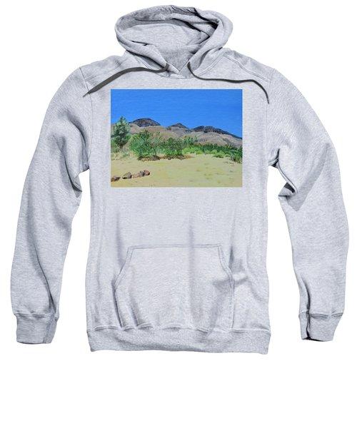 View From Sharon's House - Mojave Sweatshirt