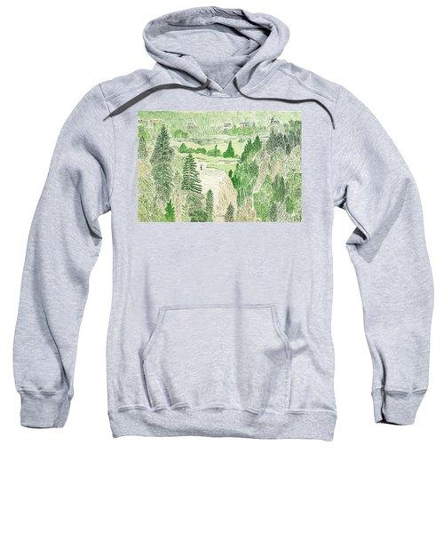View From The Dam Sweatshirt