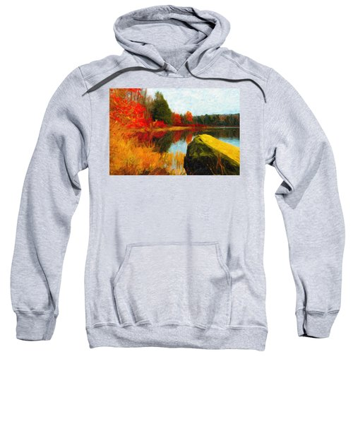 View From The Rock Sweatshirt