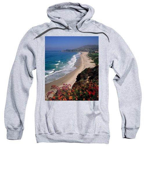 View Of Salt Creek Beach Sweatshirt