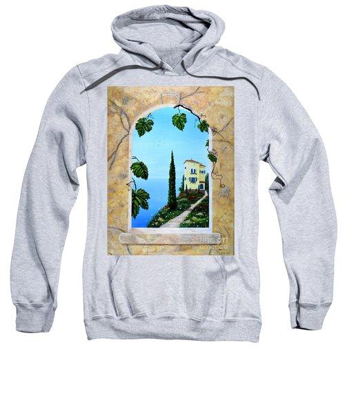 Villa By The Sea Sweatshirt