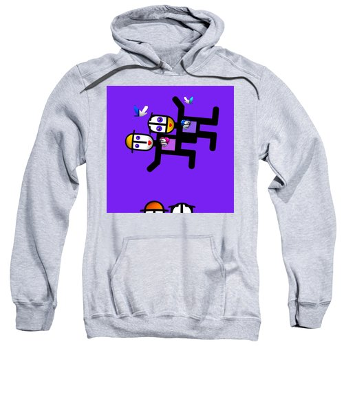 Village Life Sweatshirt