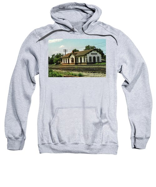 Villisca Train Depot Sweatshirt