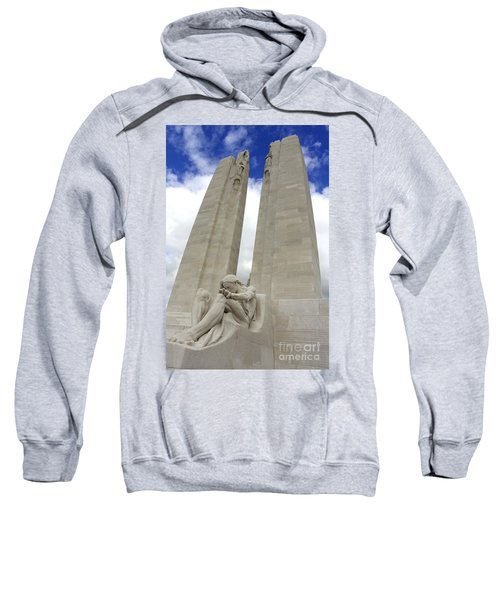 Vimy Ridge Memorial France Sweatshirt
