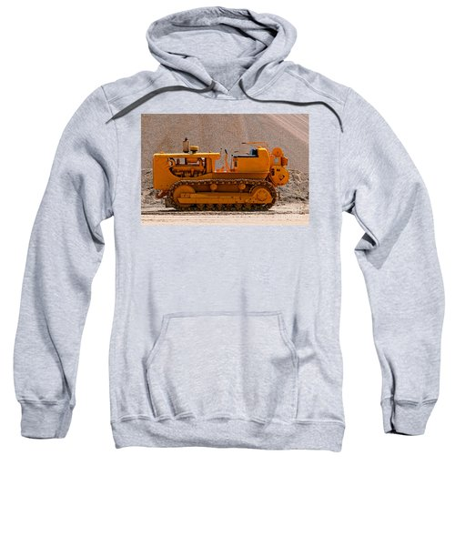Vintage Bulldozer Sweatshirt