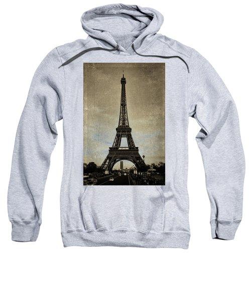 Vintage Eiffel Bronze Sweatshirt