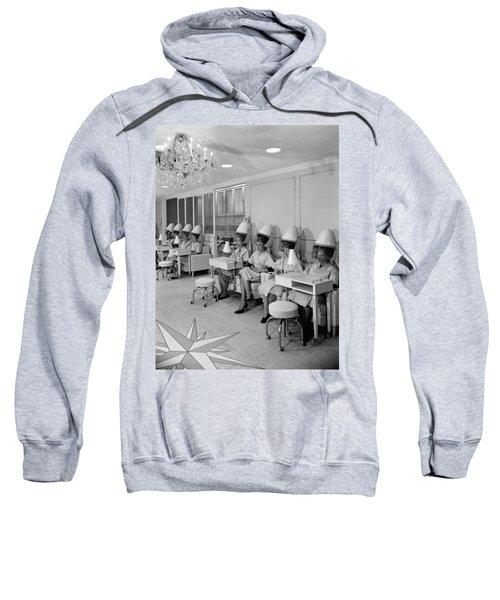 Vintage Hair Salon 2 Sweatshirt