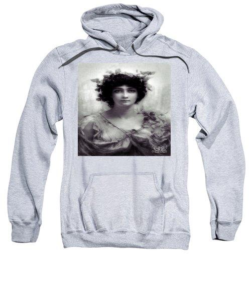 Vintage Lady Sweatshirt