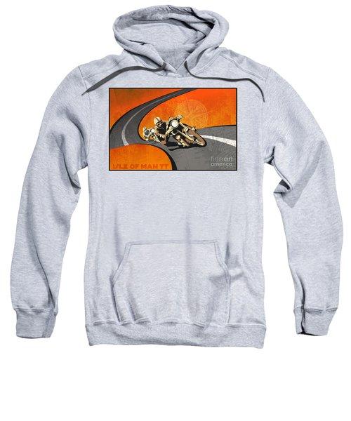 Vintage Motor Racing  Sweatshirt