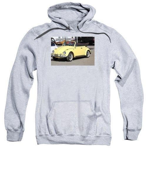 Volkswagen Convertible Vintage Sweatshirt