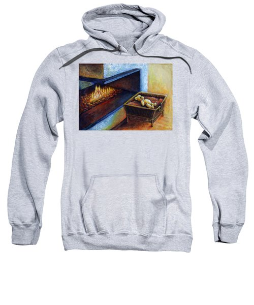 Waiting To Be Loved Sweatshirt