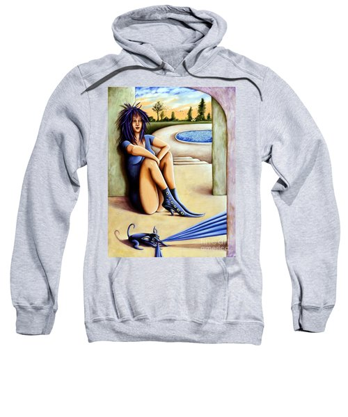 Waiting Sweatshirt