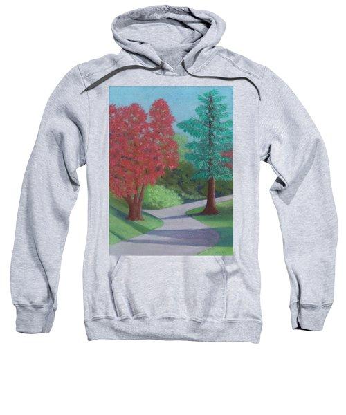 Waking Up Sweatshirt