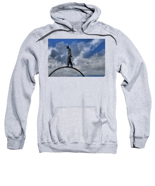 Walk The Ring Sweatshirt