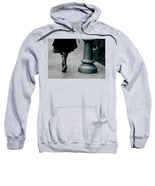 Walk This Way Sweatshirt