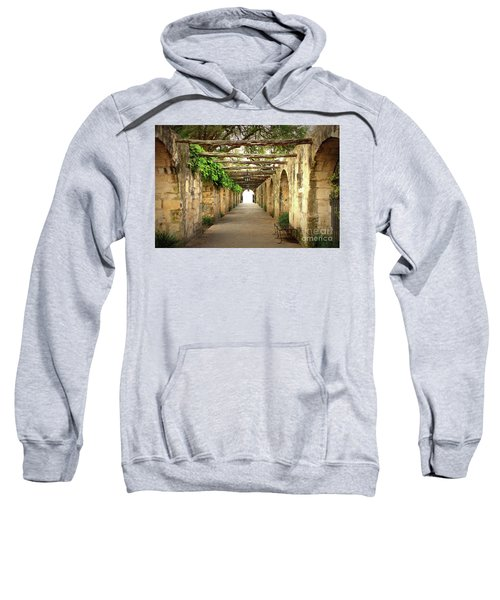 Walk To The Light Sweatshirt