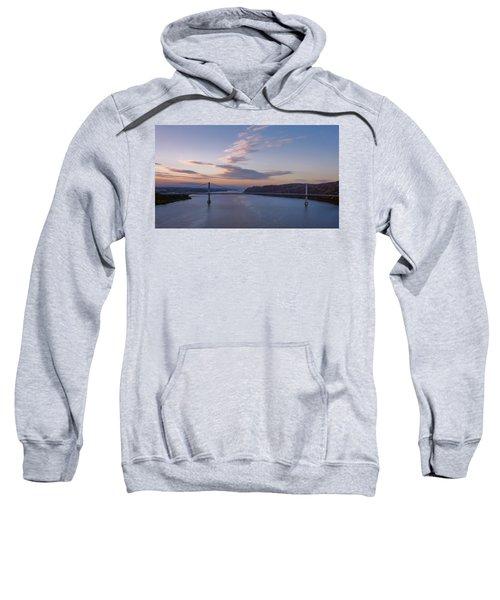 Walkway Over The Hudson Dawn Sweatshirt