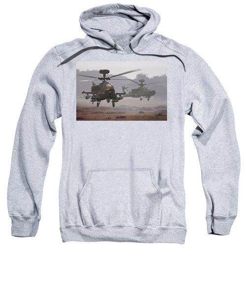 Waltz Of The Hunters Sweatshirt