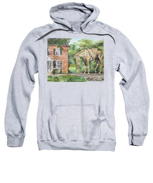 War Horse Memorial Sweatshirt