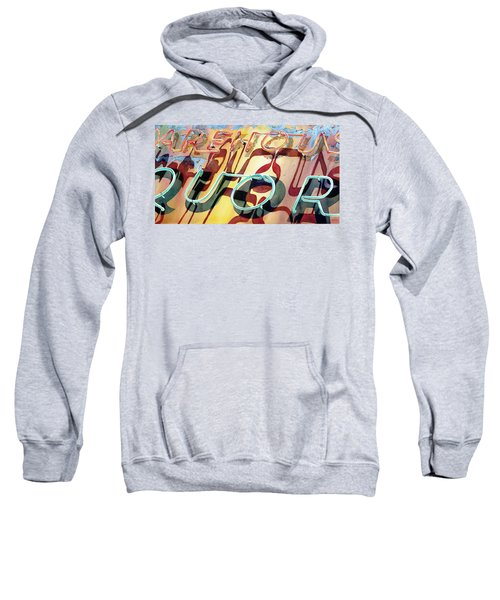 Warehouse Liquor Sweatshirt