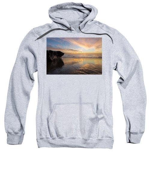 Warm Glow Of Memory Sweatshirt by Alex Lapidus