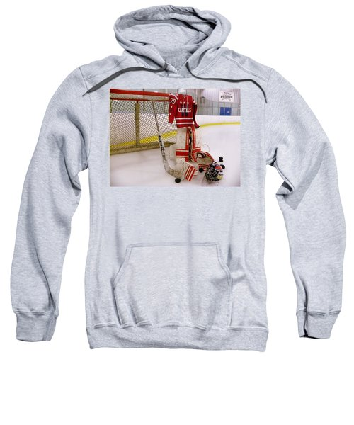 Washington Capitals Braden Holtby Winter Classic 2015 Jersey Sweatshirt