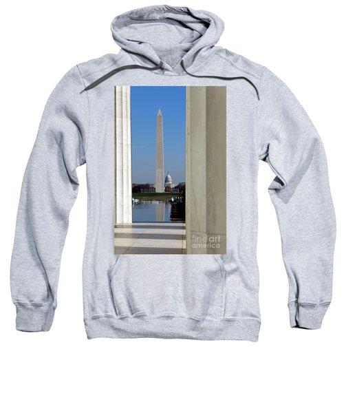 Washington Landmarks Sweatshirt