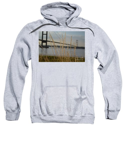Wasting Time By The Humber Sweatshirt