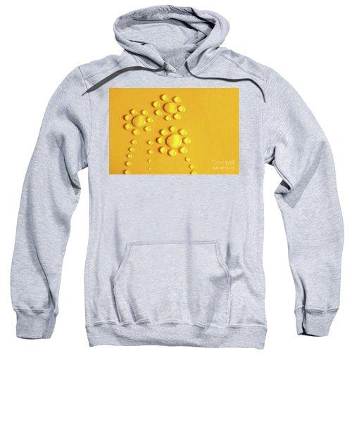 Water Flowers Sweatshirt