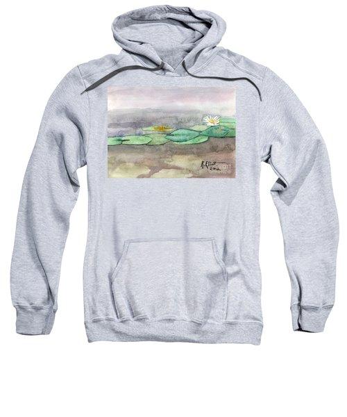 Water Lilly Sweatshirt