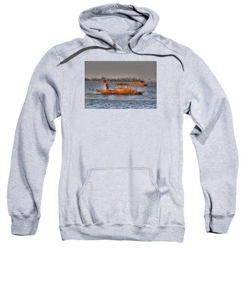 Water Taxi In China Sweatshirt